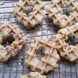 Doughnuts Meet Waffles!