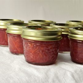 Marmalade goes savoury